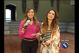 Liah Soares fala sobre novidades na carreira - Confira na entrevista.