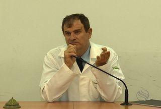 Hospital de Urgência de Sergipe pode ser interditado pelo Conselho Regional de Medicina - Uma comissão de médicos apresentou um relatório sobre o atendimento da unidade de saúde nos últimos seis meses. Assista ao vídeo e confira.