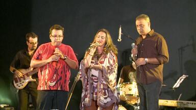 Cantor e compositor Sérgio Santos se apresenta com artistas do Sul de Minas - Globo Horizonte vai ao ar neste dominho (23), às 6h55.