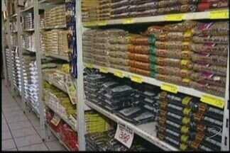 Famílias se planejam para aumento de preço de produtos no ES - Inflação causou mudanças no planejamento das famílias.