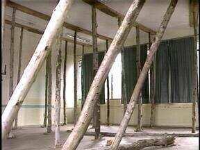Depois de quase três anos de espera, prédio de escola de Erechim, RS, será reformado - Afirmação é da Coordenadoria Regional de Educação.