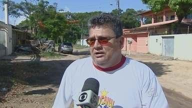 Moradores da Embrapa reclamam de falta de infraestrutura - Moradores do conjunto da Embrapa reclamam da falta de infraestrutura no local.