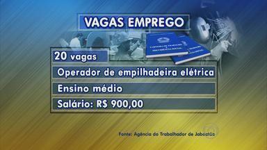 Jaboatão tem vagas para sushiman, montador de móveis e outros - Confira as oportunidades de emprego para esta sexta-feira no município do Grande Recife.