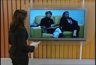 Vice-presidente da AVTSM e o Líder da bancada da oposição avaliam relatório da CPI - Eles contestaram o resutado da comissão.