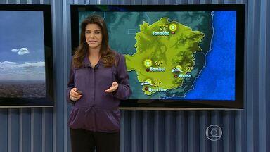 Vento aumenta sensação de frio em Belo Horizonte - Mínima na cidade chegou a 11°C nesta terça-feira (9).