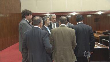 Deputados aprovam voto secreto na Assembleia de MG - Deputados aprovam voto secreto na Assembleia de MG
