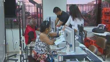 O TRE volta a manifestar preocupação com o processo de biometria no Amapá - O TRE volta a manifestar preocupação com o processo de biometria. Nos dois maiores municípios do estado do Amapá, apenas 23% dos eleitores fizeram até agora o cadastramento da impressão digital.