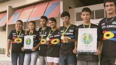 Amazonas conquista título no Brasileiro Cadete de Luta Olímpica - Amazonenses conquistam o primeiro lugar no masculino e o vice no feminino. Competição foi realizada em Vitória.