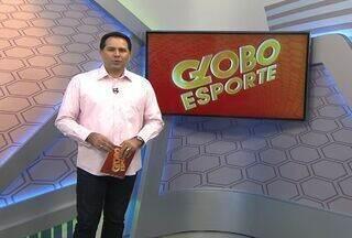 Confira o Globo Esporte desta terça (09/07/2013) - Programa destaca treino do Sergipe após goleada sobre o Juazeiro