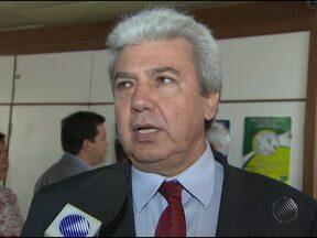 Justiça decreta intervenção do Esporte Clube Bahia - Com a decisão, Marcelo Guimarães Filho não é mais o presidente do time baiano. O advogado Carlos Rátis assume o comando como interventor.