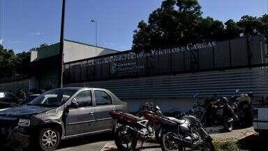 Messejana é o bairro de Fortaleza com maior número de furtos de carros - Nesse ano foram 109 casos no local.