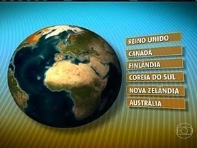 Ciência Sem Fronteiras oferece bolsa de estudos para universitários - Essa é a última semana de inscrições para o programa, que oferece mais de 13 mil bolsas de estudos em vários países. Os cursos com o maior número de alunos brasileiros estudando fora são engenharia, biologia e ciências biomédicas e da saúde.