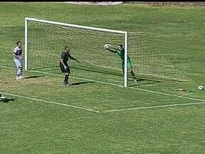 Em casa e sob forte calor, Brasiliense vence o Fortaleza pela 5ª rodada da Série C - Jacaré derrotou o rival por 1 a 0.