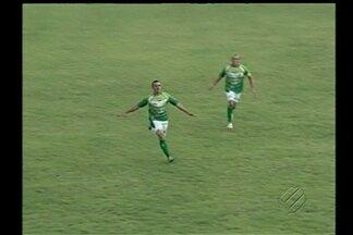 Paragominas vence Nacional-AM, de virada - Time saiu perdendo, mas conseguiu vencer por 3 a 1.