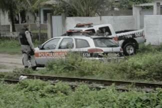 Corpo de homem é encontrado baleado em João Pessoa - Segundo informações da Polícia, a vítima teria envolvimento com drogas.