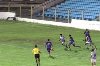 Maranhão fica no empate com o Parnahyba - Com o resultado, o time atleticano soma apenas dois pontos e ocupa a lanterna do grupo A2 da Série D, com remotas chances de classificação para as oitavas de final do torneio
