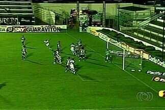 Com golaço de Giaretta, Dragão bate ASA e encerra jejum de vitórias - Atlético-GO contou com gol do zagueiro para se reabilitar na Série B