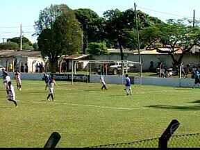 Times de fora de Uberaba se dão bem na primeira rodada do Amadorão - Delta e Água Comprida vencem os jogos e ficam na ponta da tabela. Destaque para a primeira equipe, que aplica a maior goleada da rodada