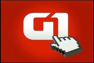 Confira os destaques do G1 desta segunda-feira (22) - Fique por dentro das principais notícias da sua região.