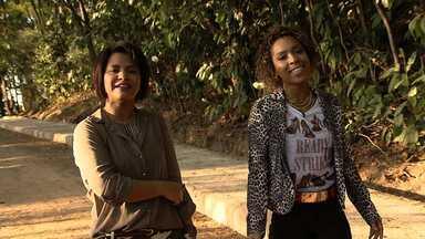 Banda Entre Salmos é atração do Globo Horizonte deste domingo (28) - Músicas têm união da black music com o gospel.