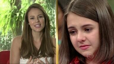 Giovanna Antonelli e Paolla Oliveira falam sobre Klara Castanho - As atrizes comentam como é ser mãe da atriz na ficção