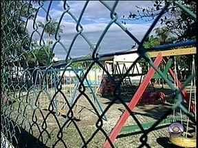 Pais de alunos ainda aguardam reformas de creche em São José - Pais de alunos ainda aguardam reformas de creche em São José