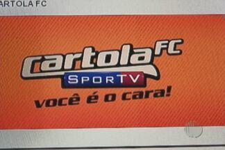 Liga Esporte D no Cartola está na 11ª rodada - Novos nomes começam a aparecer.