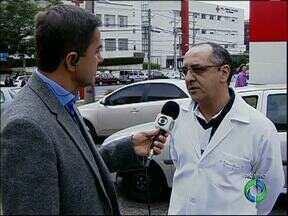 Hospital da Cruz Vermelha vai atender funcionários públicos do estado - O atendimento vai ser feito depois do dia 20 de agosto para servidores de Curitiba e região metropolitana.