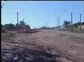 Setor Aureny III, em Palmas, vai receber pavimentação em algumas ruas - Setor Aureny III, em Palmas, vai receber pavimentação em algumas ruas