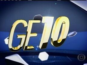 'GE 10': gol de Rafael Marques, drible de Juninho e outros são destaques do Brasileirão - Quadro mostra lances curiosos e marcantes da 11ª rodada da competição.