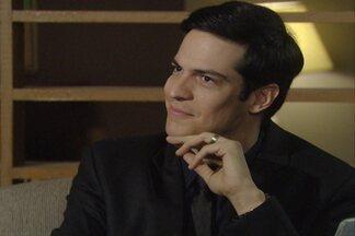 Teaser: Félix briga com Edith ao tentar levar Jonathan para a mansão - Assista à prévia do capítulo desta quarta-feira, dia 7 de agosto