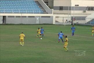 JV Lideral e Itapecuruense ficam no empate pela Série B Maranhense - Lindoval marcou os dois gols do time Trator do Camaçari, enquanto Dati e Carlinhos marcaram para o Itapecuruense