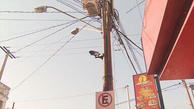 Jornal da EPTV mostra que câmeras de monitoramento não funcionam em Valinhos e Mogi Mirim - Jornal da EPTV mostra que falta de investimento na segurança preocupa moradores de cidades da região. Câmeras de monitoramento não funcionam em Valinhos e Mogi Mirim.