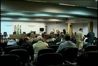 Justiça Militar de Santa Catarina realiza mutirão de audiências em Joinville - Objetivo é agilizar os processos que envolvem policiais e bombeiros militares no estado.