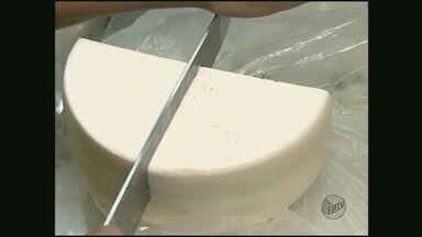 Novas normas de certificação do queijo artesanal são anunciadas em BH - Novas normas de certificação do queijo artesanal são anunciadas em BH