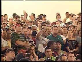Cerca de 200 veículos foram leiloados em Governador Valadares - Nesta quarta-feira, o leilão será em Teófilo Otoni.