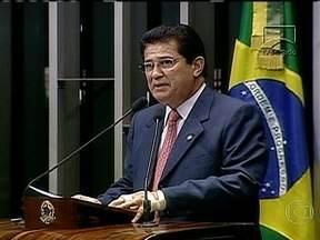 Ex-ministro dos Transportes diz que foi inocentado no processo sobre irregularidades - De acordo com o ex-ministro, o senador Alfredo Nascimento, por falta de provas foi pedido ao STF o arquivamento do inquérito sobre a participação dele em um suposto superfaturamento de obras.
