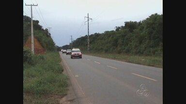 Rodovia Manoel Urbano terá monitoramento por radar eletrônico, anuncia Detran-AM - Além de ampliar a sinalização, principalmente em função das obras de duplicação que estão sendo feitas naquela área, deverão ser instalados radares eletrônicos ao longo da rodovia.