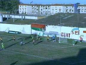 São Paulo estreia com vitória na Copa Fronteira Sul - Adversário foi o Bagé.