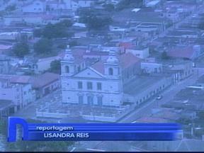 Pesquisadores começam trabalho de regularização da área urbana de São José do Norte, RS - Grande parte dos espaços não possuem documentação.