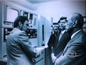 No ar, TV Globo - Webdoc sobre a inauguração da TV Globo com entrevistas exclusivas do Memória Globo.