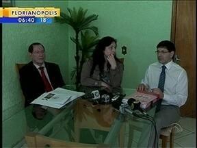 Familiares de vereador de Chapecó contestam versão da polícia sobre a morte dele - Familiares de vereador de Chapecó contestam versão da polícia sobre a morte dele