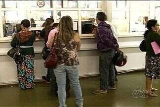Pacientes reclamam da falta de materiais na rede pública de saúde de Anápolis - Usuários afirmam que falta insulina e fitas para aferir a taxa de glicemina no sangue. Pacientes contam que o problema acontece há meses.