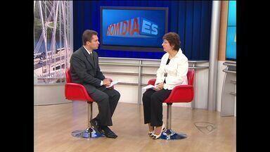 Senadora Ana Rita fala sobre medidas para combater a violência contra a mulher no ES - O ESpírito Santo é líder em assassinatos de mulheres.