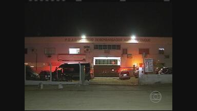 Rebelião no presídio de Pesqueira deixa três detentos feridos - E na quarta à tarde foi recapturado um dos nove presos que haviam fugido no fim de julho.
