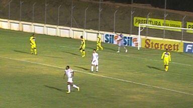 Betim vence Madureira pela Série C do Campeonato Brasileiro - Betim é o sexto colocado no grupo B.