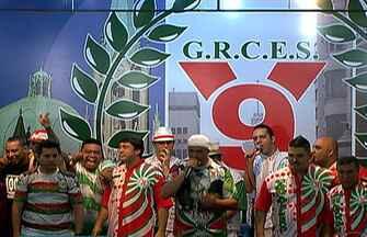 X-9 Paulistana anuncia samba-enredo de 2014 - Festa foi na quadra da escola, na Vila Guilherme. No fim da madrugada de domingo, o puxador Royce do Cavaco cantou o samba vencedor.