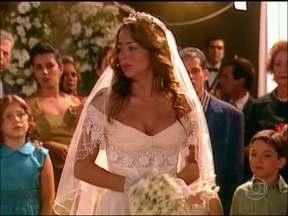 Veja cenas de casamentos interrompidos nas novelas - Relembre as confusões que rolaram em pleno altar
