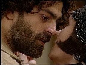 O Cravo e a Rosa - capítulo de quinta-feira, dia 15/08/2013, na íntegra - Relembre a história de Catarina e Petruchio