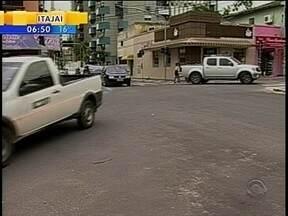 Guarda Municipal de Criciúma inicia ação para melhorar fluxo no trânsito - Guarda Municipal de Criciúma inicia ação para melhorar fluxo no trânsito